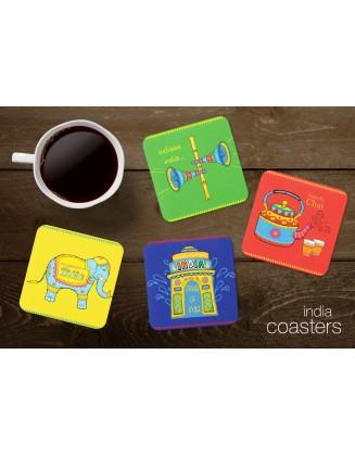 Tea Coasters - Quirky