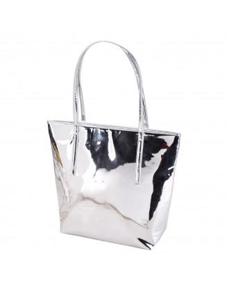 Panchnaina Women Silver Handbag